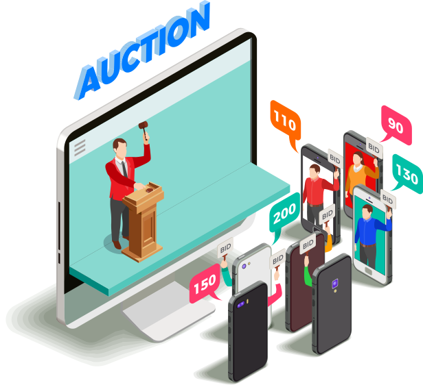 E-Auction Services