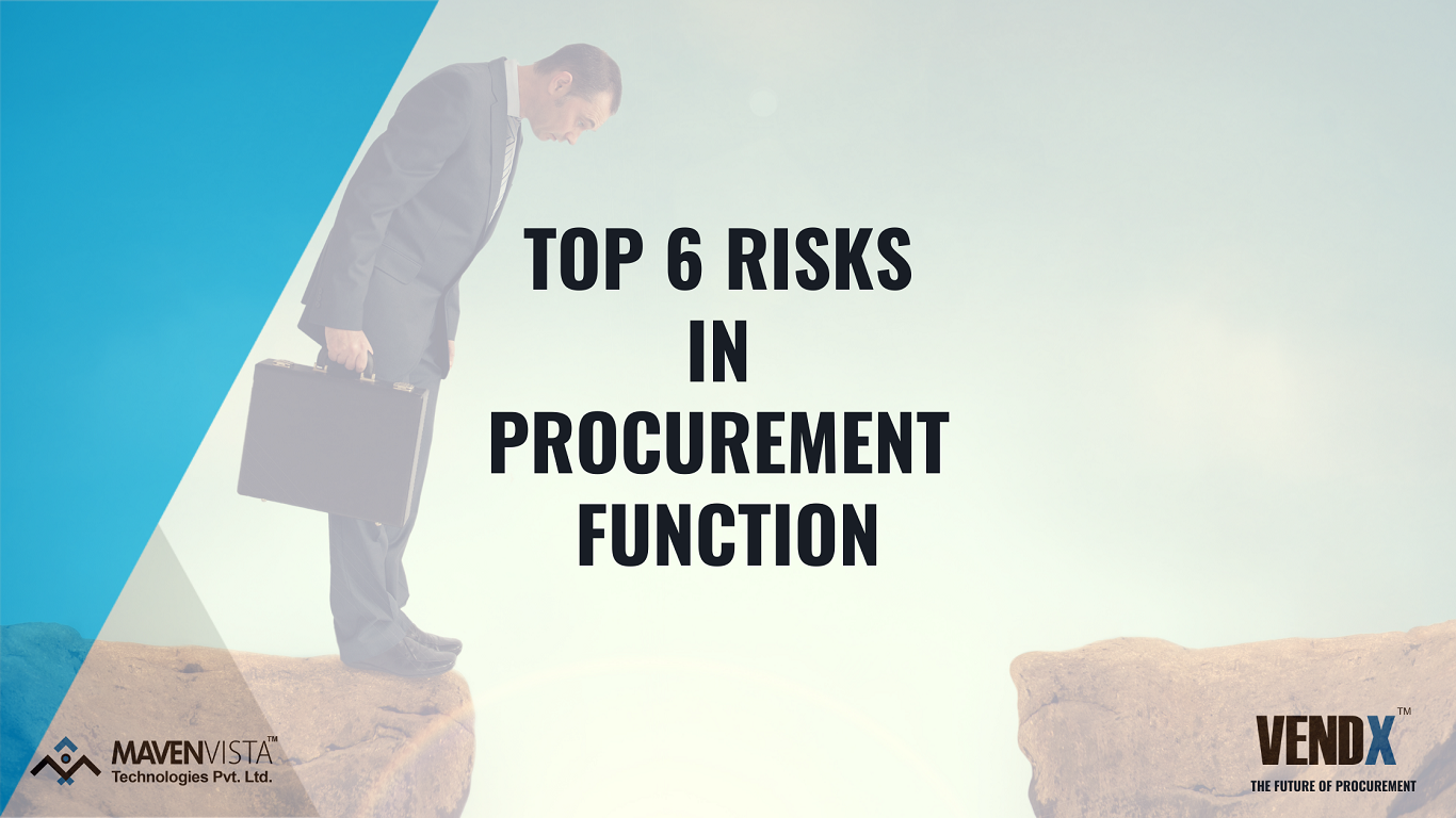 Top 6 Risks in the Procurement Function