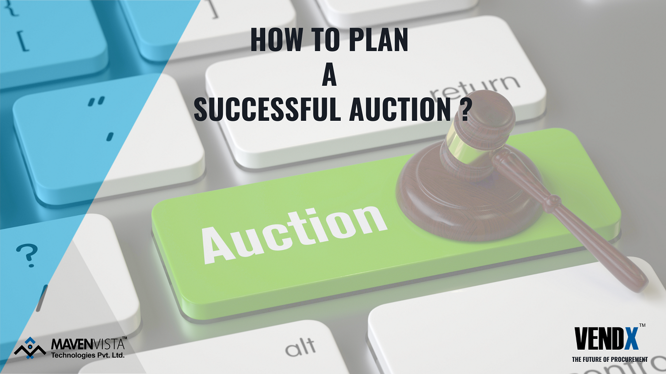 How to Plan a Successful E-Auction